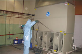 Cooling Tower Cleaning Programs