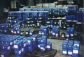 Tandex Product Warehouse